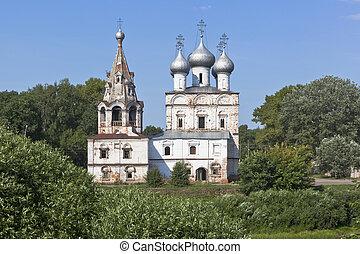 Vologda, Russia. Church of St. John Chrysostom