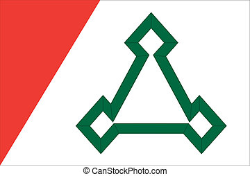 Volokolamsk city flag
