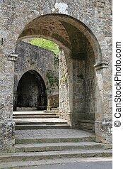 Volterra city walls - Volterra, Italy - medieval town of ...