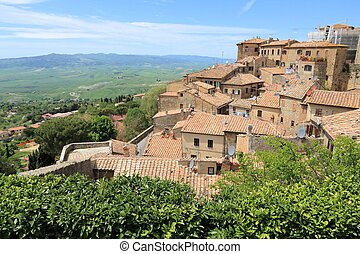 Volterra Medieval town - Volterra, Italy - medieval town of ...