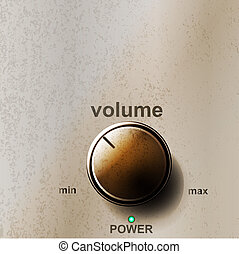 volume button