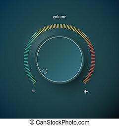 volume controle