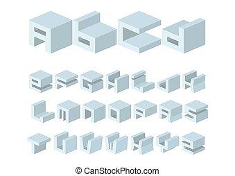 volume, police, architectural