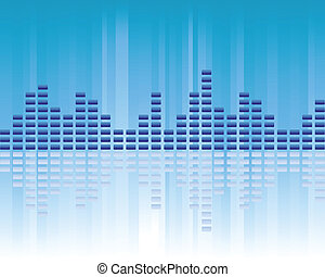 volumen, música