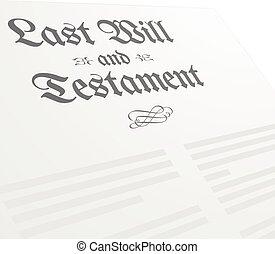 voluntad, último