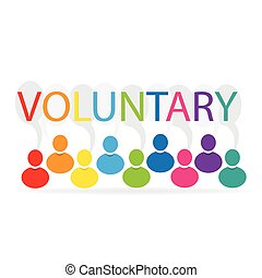 Voluntary people - Voluntary helping people. Looking for...