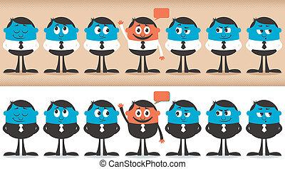 Volunteer - Conceptual illustration for volunteering. No ...