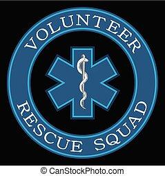 Volunteer Rescue Squad Design