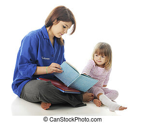 Volunteerl Reading