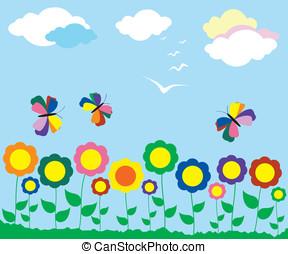 voorjaarsbloem