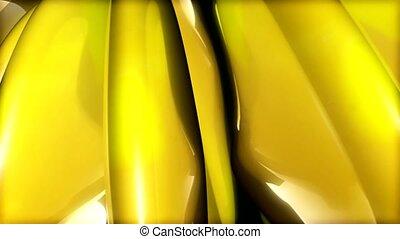 voorwerpen, gele