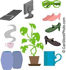 voorwerpen, levensstijl
