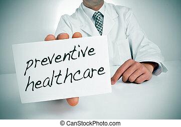 vorbeugende gesundheitsfürsorge