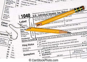 vormen, belasting, frustratie