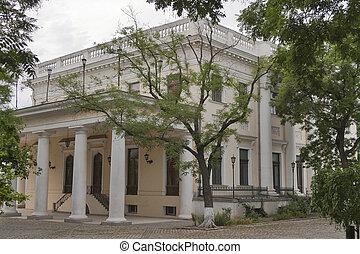 Vorontsov Palace in Odessa