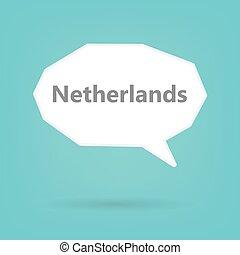 vortrag halten , niederlande, wortblasé