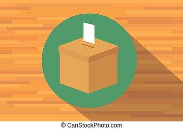 vote box voting election