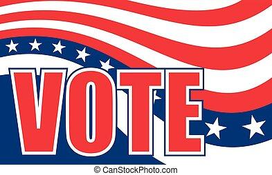 vote, conception
