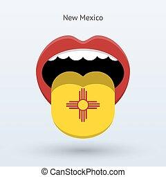 vote, mouth., nouveau, mexico., électoral, résumé