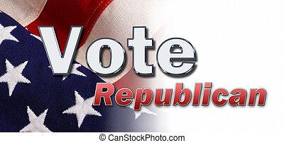 vote, now.