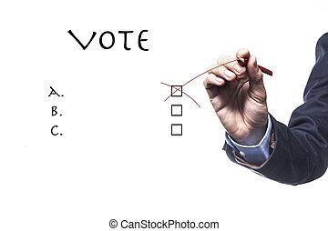Vote The A
