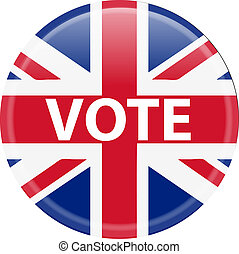 vote UK button