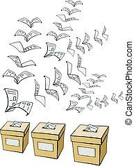 vote, vote, ou