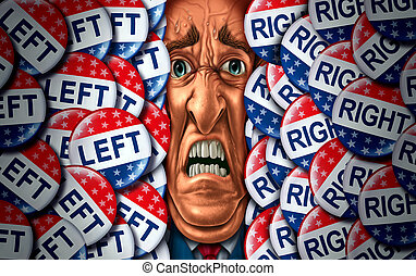 Voter Stress - Voter stress and vote or voting psychological...