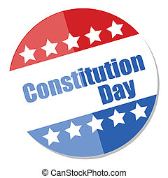 Voting Badge - Constitution Day - Drawing Art of Voting...