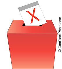 voting in the referendum