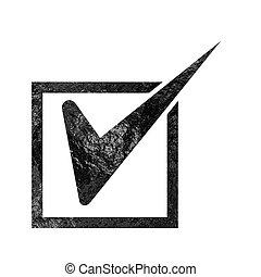 voto, aceite
