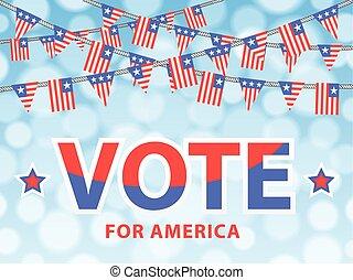 voto, américa