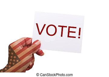 voto, eleições