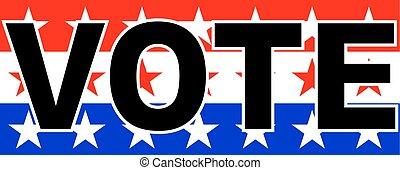 voto, estados unidos de américa
