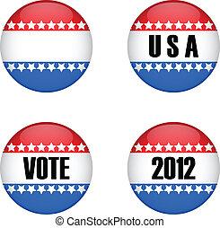 voto, eua