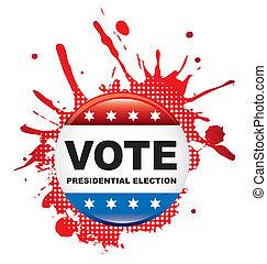 voto, fundo