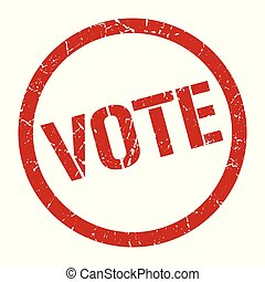 voto, selo