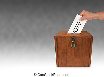 voto, submitting