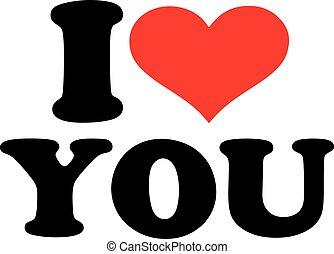 vous, amour