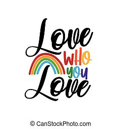 vous, discrimination., contre, lgbt, -, homosexuel, fierté, ...