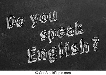 vous, parler, english?