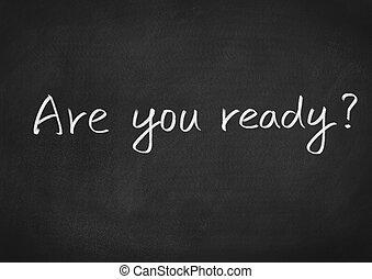 vous, ready?