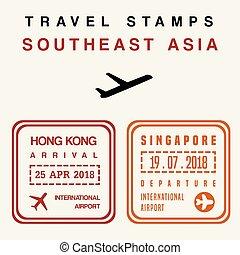 voyage, ensemble, timbres