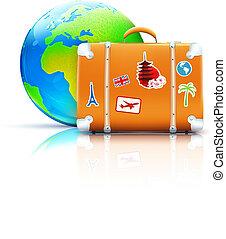 voyage global, concept