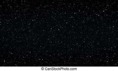 voyage, guerres étoile, hyperspace, (60fps)