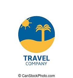 voyage, logo