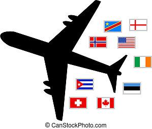 voyage mondial