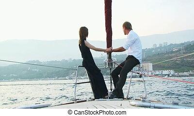 voyage, romantique