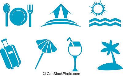voyage, symboles