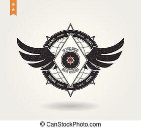 voyageurs, insigne 2